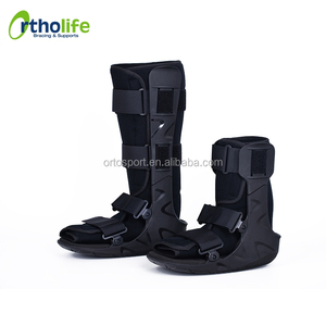 Comfortable High Ankle Pain Walking Boot For Broken Toe