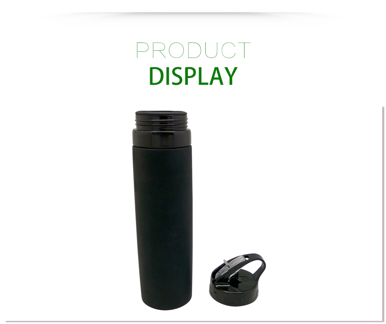 Best quality folding bottle,collapsible silicone water bottle