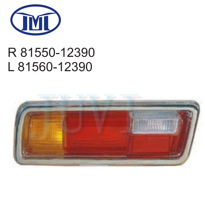 Rear Tail lamp light For Toyota Corolla KE30 1976-1979 81550-12390 81560-12390