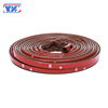 3m adhesive silicone waterproof rubber door seal strip