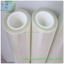 Metallized mirror PET protective film material Mirror like PET screen protector film roll