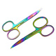 Factory Price Makeup Tool Small Eyebrow Cutting Scissor