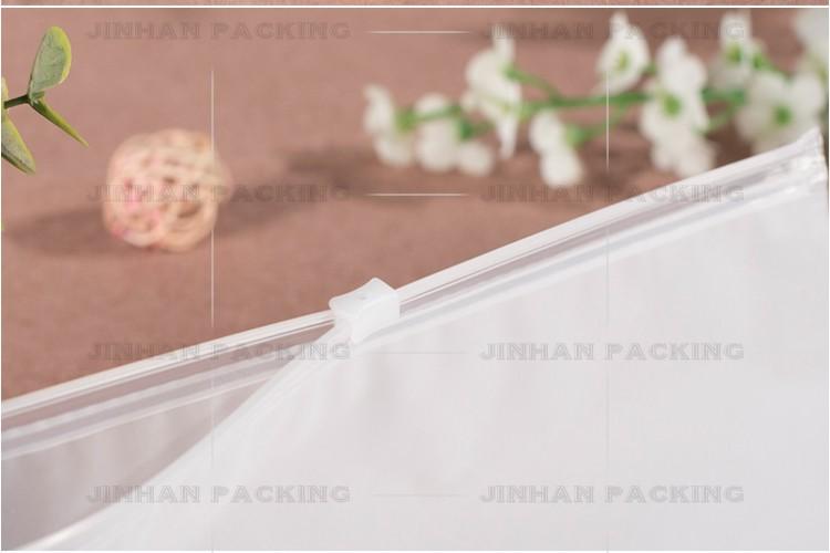 2016 Nuovo Progettato Impermeabile Chiusura Lampo Sacchetto di Plastica