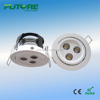 9w high power 12 volt led lighting fixtures