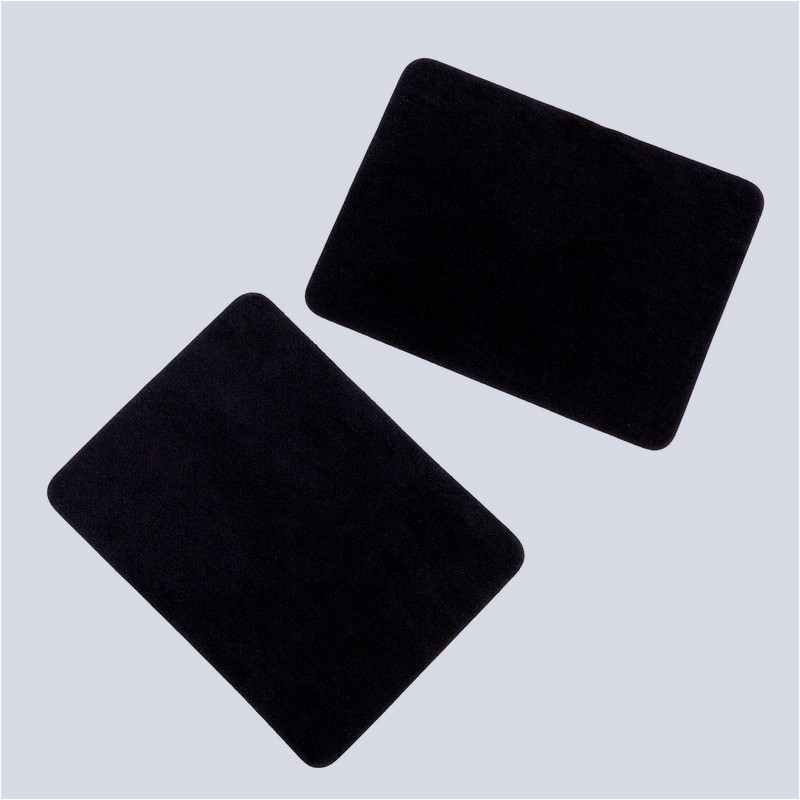 Printed microfiber cleaning cloth diamond jewelry cleaning cloth