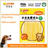 80 grams per bag 3.5 inches Top Quality Natural Organic dental Chews for Dog Food From Manufacturer Healthy Natritional