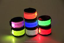 Wholesale Hot Selling voice control led bracelet sound activated ...