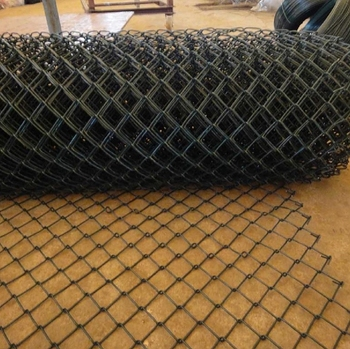 5 Foot Chain Link Fabric And 8ft Chain Link Fencing Rolls With A 1 Inch Mesh