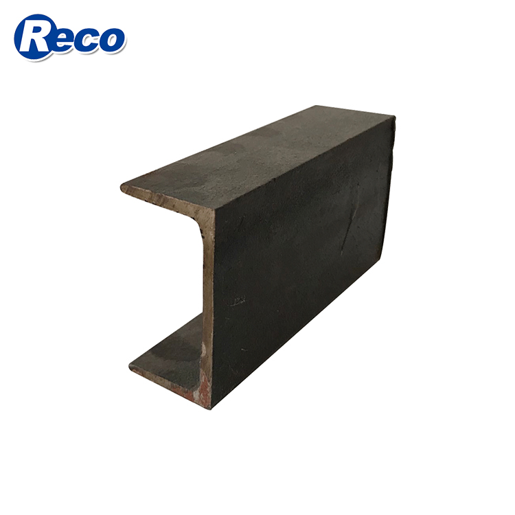 low carbon metal profiles for roof steel i beam price channels for glass panels 10mm