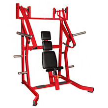 Ginásio máquina Iso-Lateral Incline Chest Press