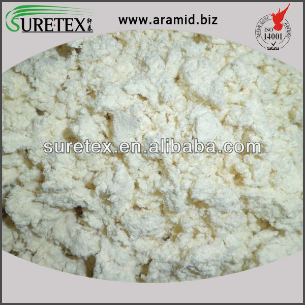 Best Price Aramid Pulp for Friction Materials