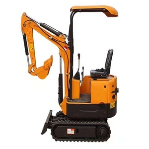 Heavy equipment construction machinery 800kg hydraulic digger mini Crawler excavator 0.8ton