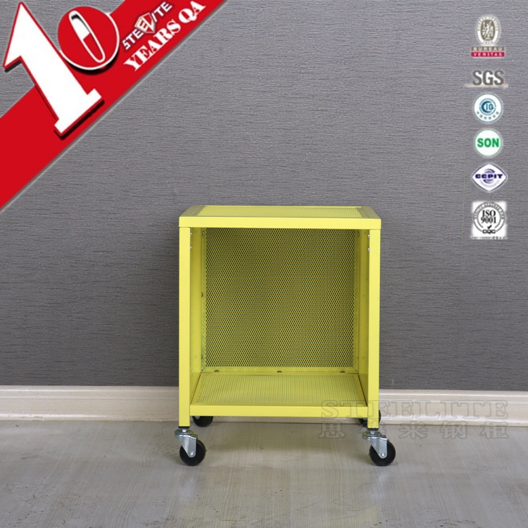 Stupendous Modular Mesh Storage Cube Yellow Cabinet Design Coffee Table Side Table On Wheels View Side Table On Wheels Steelite Product Details From Luoyang Interior Design Ideas Tzicisoteloinfo