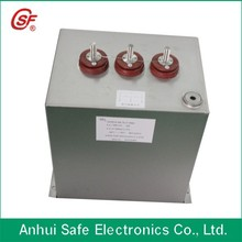 1KV 2KV 3KV 4KV 5KV Aluminyum Pervane Power Capacitor