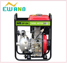 Newland(China) 2016 Hot sale high volume 1.5 inch high pressure pump large oil tank high lift diesel water pump