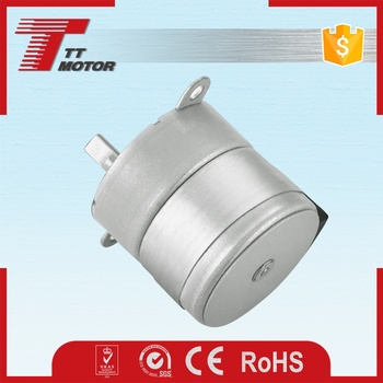 Electric gearbox mini stepper low speed synchronous for Low rpm stepper motor