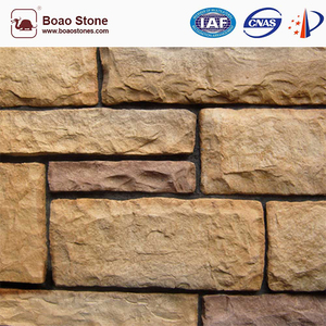 Ashlar stone building decorative wall panel french pattern wall stone
