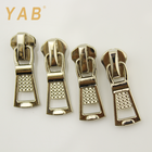 YAB Wholesale ISO9001 Eco-Friendly Painted Customized Size Metal Zipper Pullers