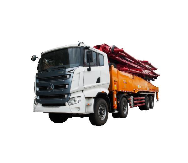 Beton pompası kamyonu radyo uzaktan kumanda SANY 33 ton 47 m 49 m SYM5333THB
