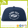 5 Panel Flat Brim Wholesale Custom Embroidery Nylon Snapback Hat