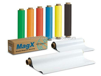 Thin Amp Flexible Magnetic Material Sheet 4 Inch X 12 Inch