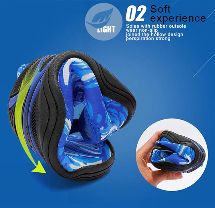 Wholesale Best Price High Quality Breathable Mesh swimming shoes For Summer