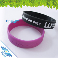 Good price unbreakable elastic rubber band smart bracelet dayday silicone wrist bands for fitness