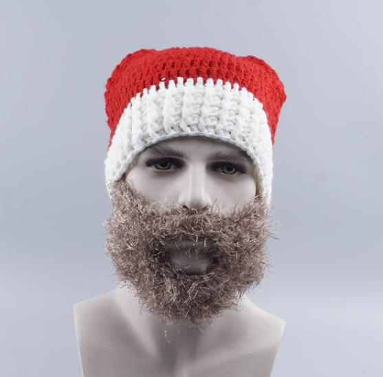 Venta al por mayor crochet beanie barba-Compre online los mejores ...
