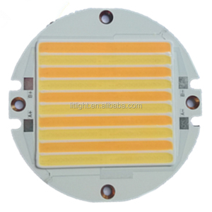 High Color Rendering Index 95Ra 98Ra 3000K 5600K Epistar Bridgelux 45mil Bicolor High Power LED 200W CRI 95-98 COB LED