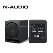 N-Audio best selling 10 inch active studio subwoofer in good quality