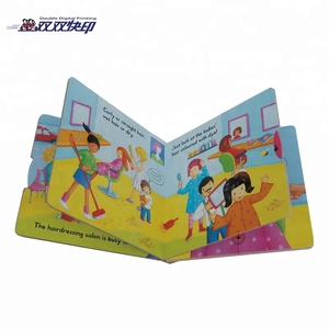 CB004 printing cheap high quality children's story books and fairy tales