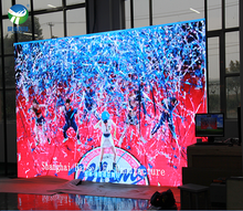 High quality indoor full color P2.5 hd led display screen for monitor,movie led screen