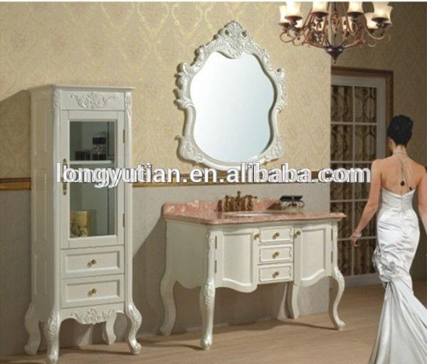 colorato classico vanità armadietto piccolo Arredo bagno-Armadietto-Id prodotto:700000284197 ...