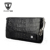 Wholesale Custom 100% Genuine Caiman Leather Luxury Clutch Bag For Men