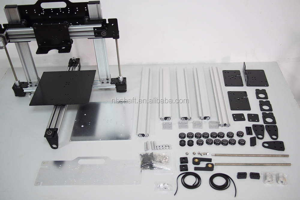 Ord Bot Hadron All Metal 3d Printer Mechanical Kit ...