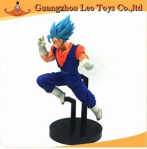 Dragon Ball Z Super Saiyan Vegetto F Version Banpresto Figure Coloseum Action Figure Toy Manufacturer