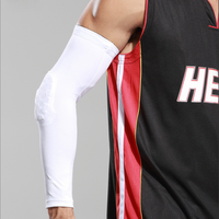 Basketball cycling shooting Best Arm Guard Protection Sleeve Compression Elbow Support