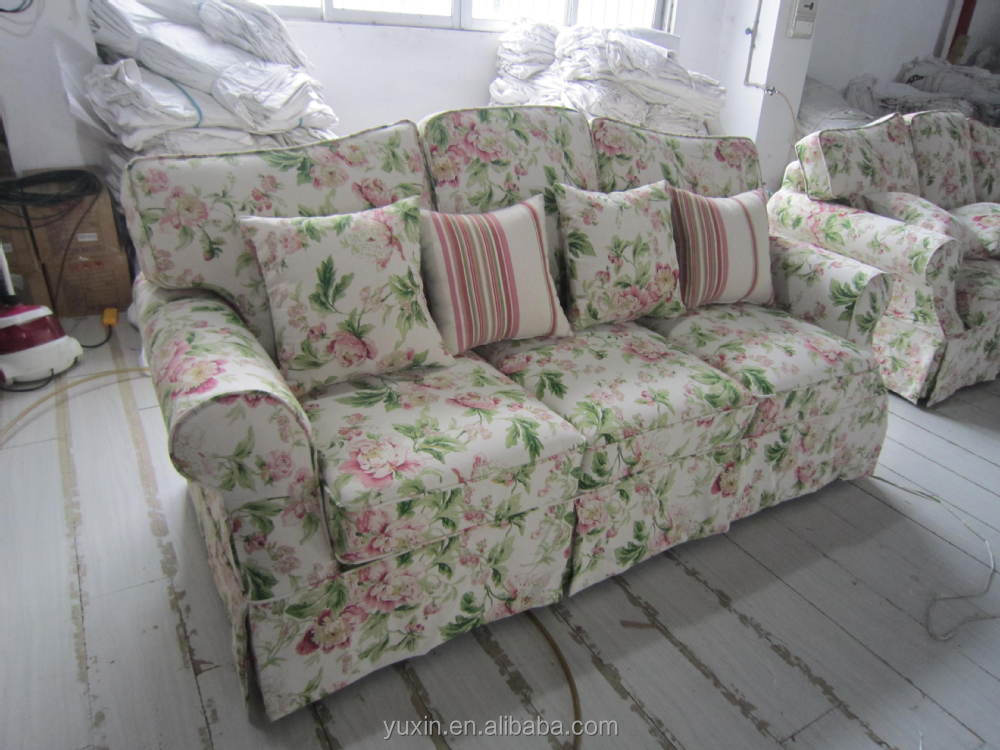 klassieke sofa set ontwerp bloemen patroon stof loveseat bank buy klassieke bank klassieke. Black Bedroom Furniture Sets. Home Design Ideas