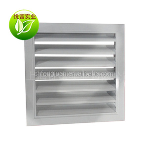 Top quality air conditioning aluminum exhaust ventilation wall grilles