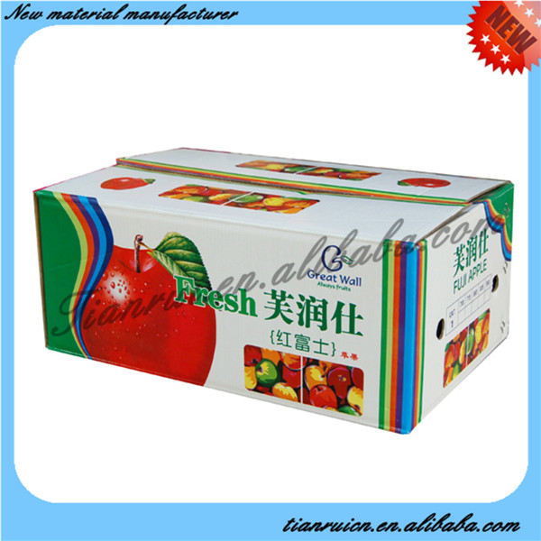 New Fashion dried fruit plastic packaging box