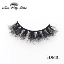 wholesale private label package 3d mink lashes