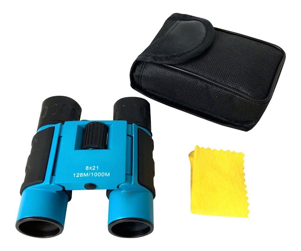 Ultrakompakte mini falt fernglas kinder fernglas vogelbeobachtung