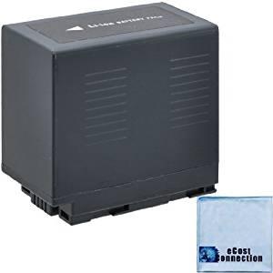 CGR-D54 6600mAh Li-Ion Camcorder Battery for Panasonic PV-DV952, PV-DV953, PV-DVP8-A, PV-GS12, PV-GS14 PV-GS15, PV-GS16, PV-GS2, PV-GS9 , PV-VM202, PVD-401, VDR-M10, VDR-M20