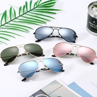 Italy Design CE UV400 Ray Ben Aviation Sunglasses Sun Glasses With Polarized Lens