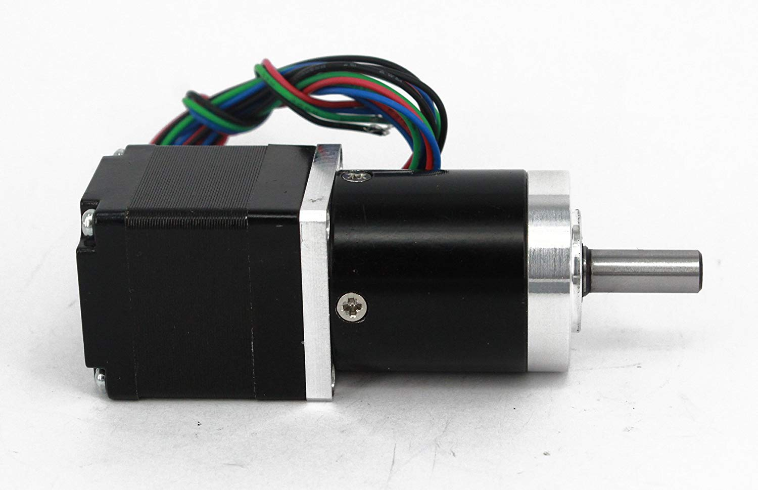 Gear Stepper Motor Nema 11 L=30mm with Planetary Gearbox Ratio 9~20:1 (Ratio 15:1)