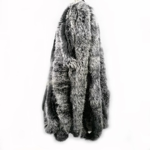 China Wholesale Fluffy Real Animal Rabbit Fur Skin Trim Strips For Hood