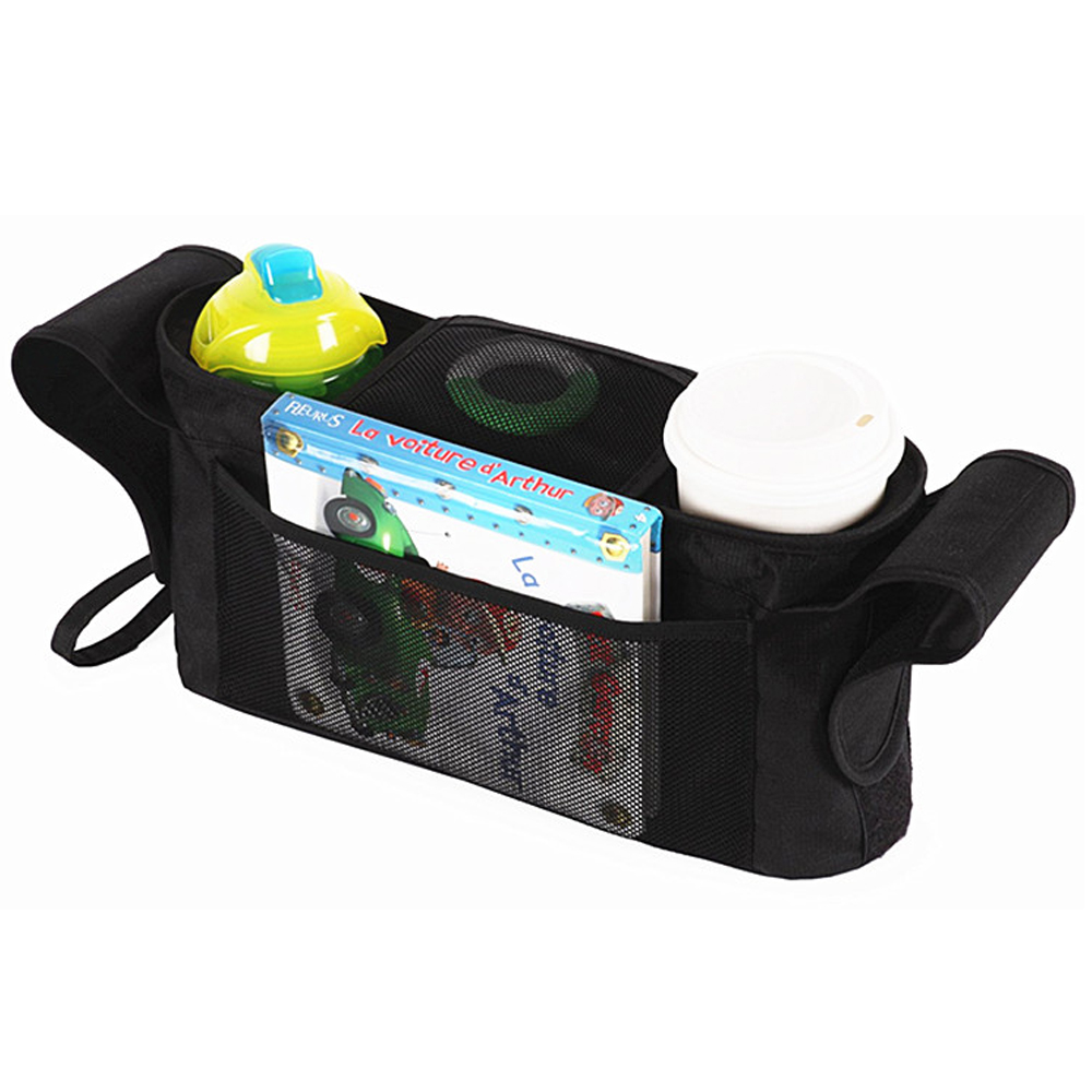 Wholesale custom travel baby insulated stroller bag organizer