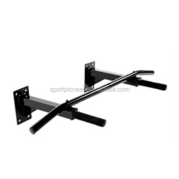 black mounted pull up bar fitness solutions wall mounted chin up