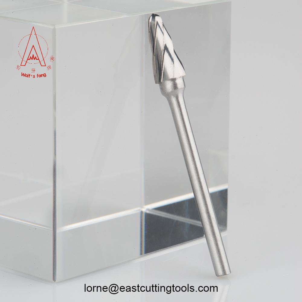 Wolf's Fang Type Rough L6 Carbide Burr Dremel - Buy Carbide Burr  Dremel,Carbide Burr,Burr Product on Alibaba com