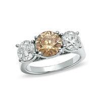 Special Style White Gold Plated Jewelry Platinum Plated 925 Silver Diamond Ring